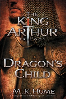 Dragon's Child Cover